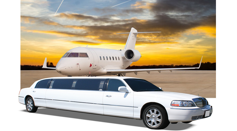 JD's Limousine's Airport Pick-Up