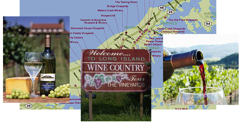 Long Island Wine Tours Limo Service