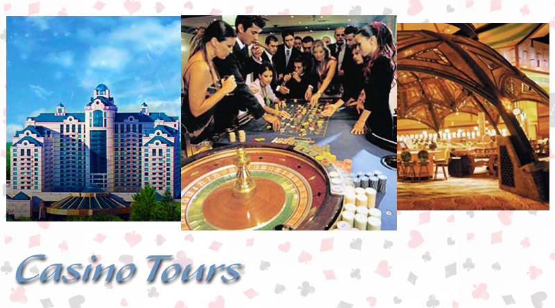 JD Limousine Casino Tours