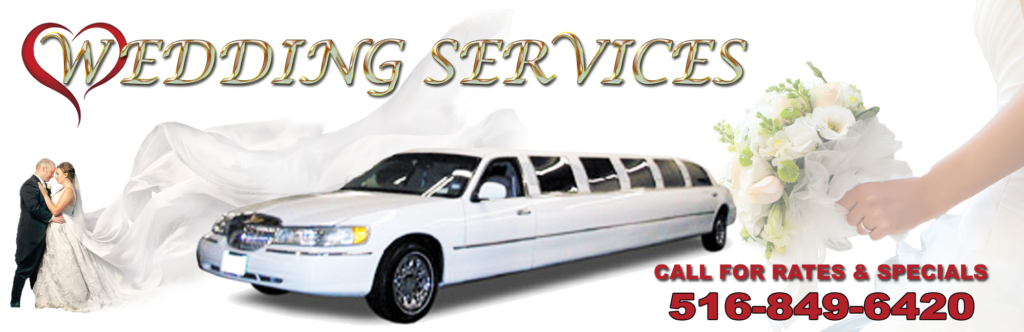 JDS Limos Wedding Services