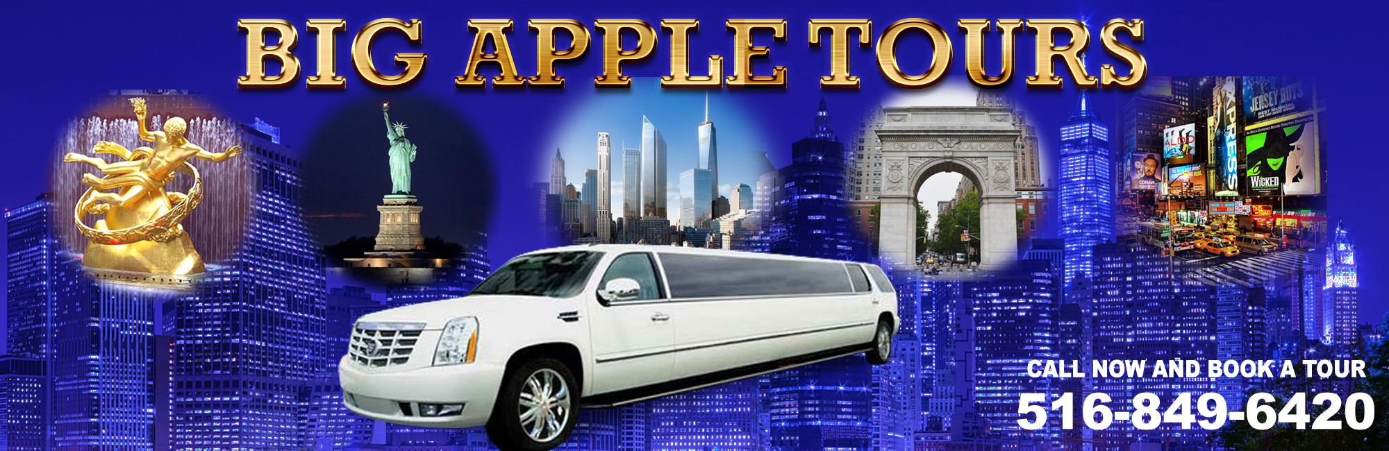 JD's Limousine Big Apple Tours